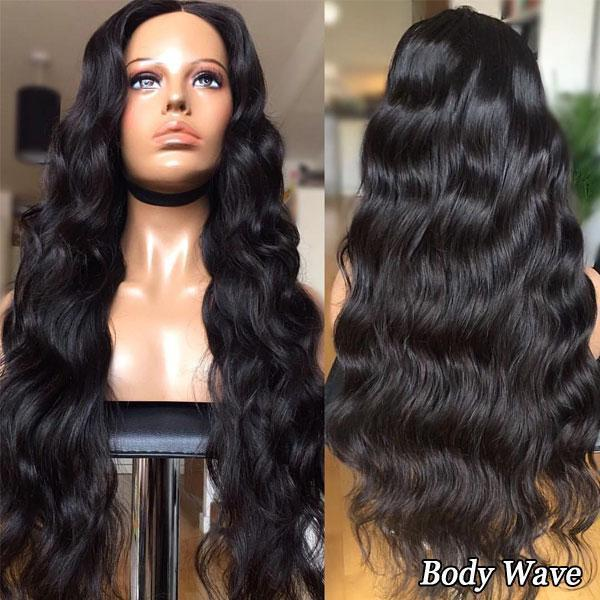 Basic Cap Wig | 150% Density Deep Wave