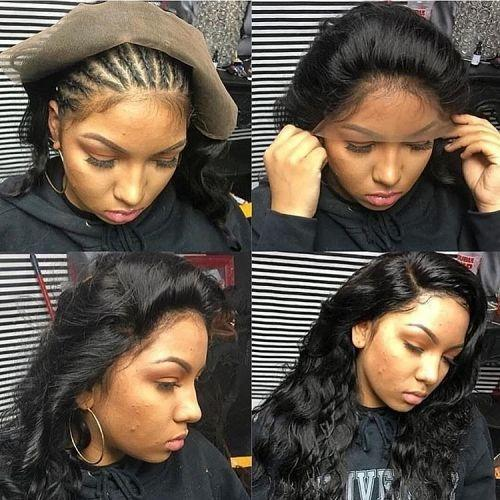 Basic Cap Wig Body Wave