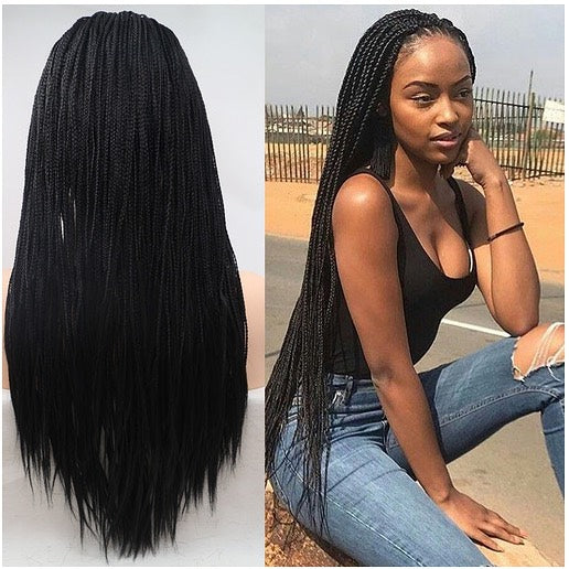 2019 NEW LACE FRONTAL BRAID