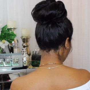 2019 New Natural Ponytail Wave Wig