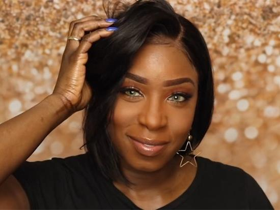High quality Bob lace wigs