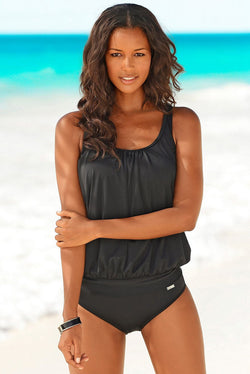 OVERSIZED TANKINI SET