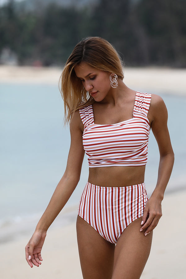BONDI OFF SHOULDER BIKINI SET