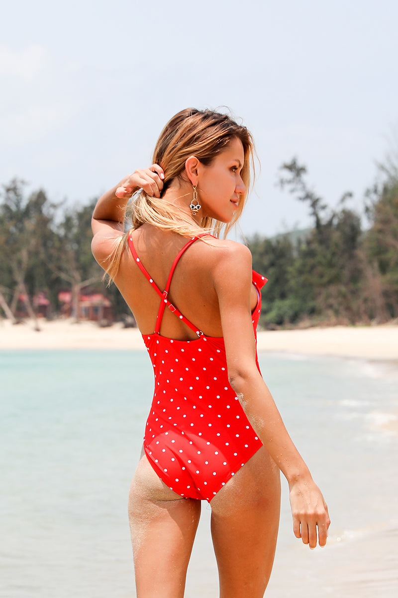 Vintage Windward One-Piece Swimsuit