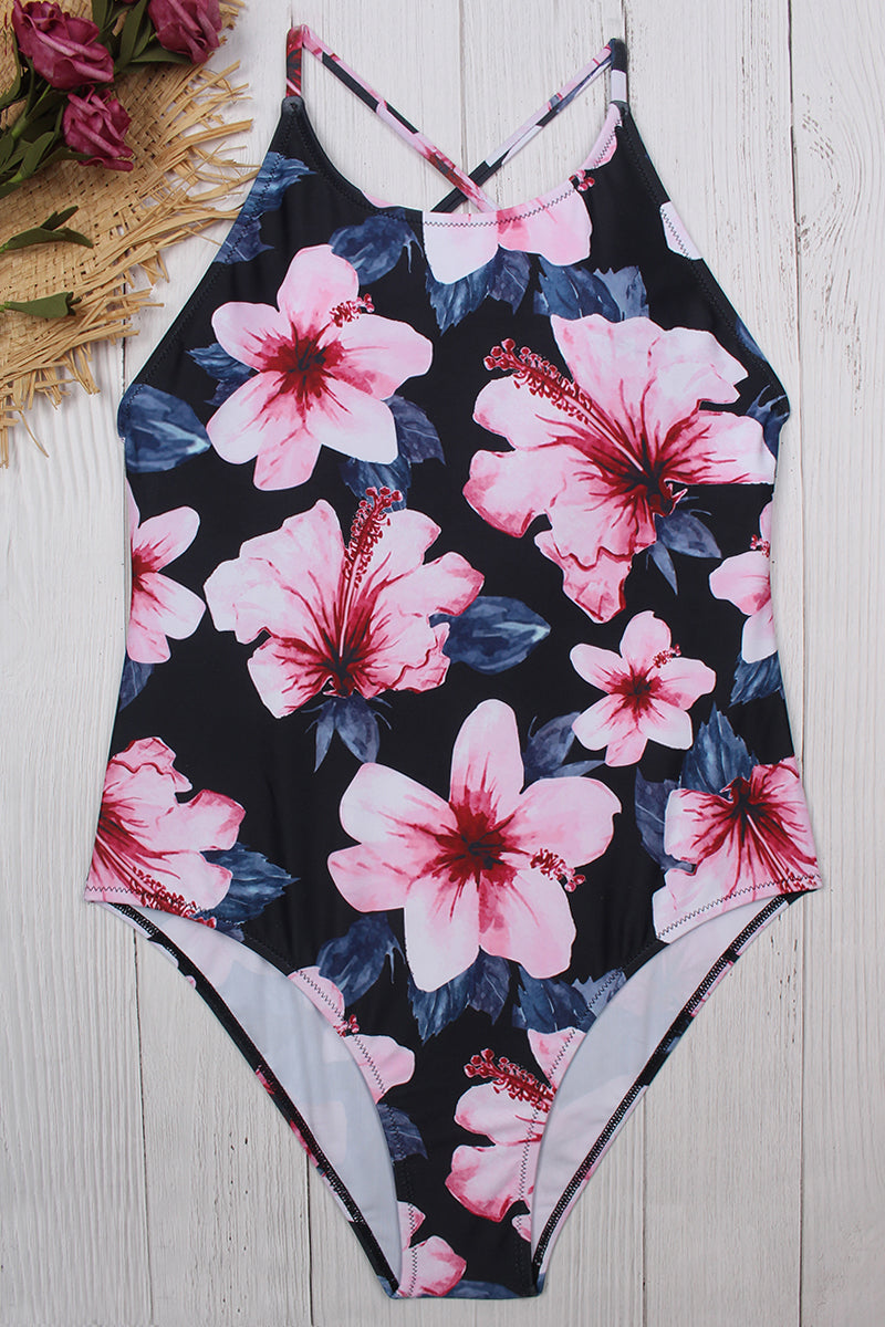 THE BRONTE ONE-PIECE SWIMSUIT