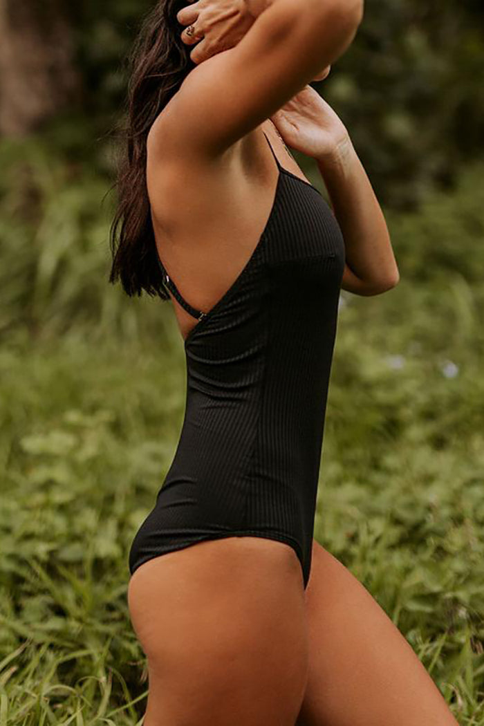 ALLBLACK GROOVE CLASSIC ONE-PIECE