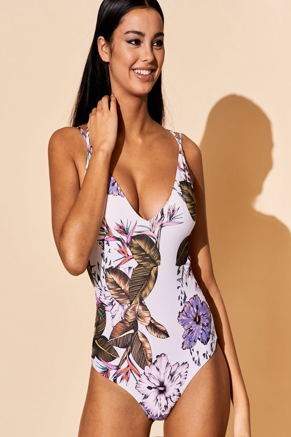 ALLURE PARADISE ONE-PIECE SWIMSUIT