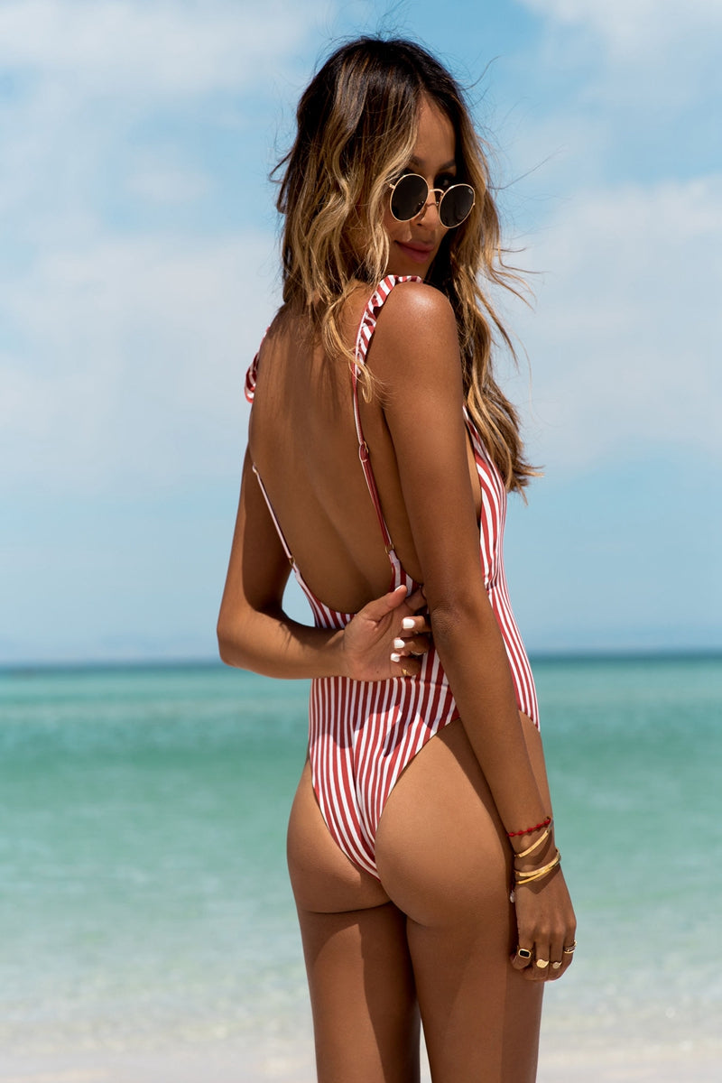 SINCERELY JULES ONE-PIECE SWIMSUIT
