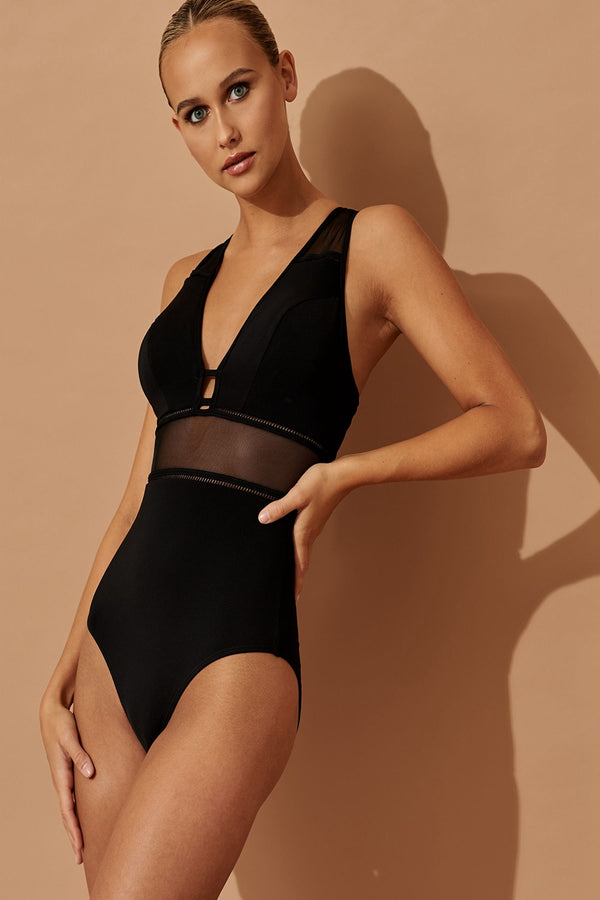 ASPIRE D/DD CUP ONE-PIECE SWIMSUIT