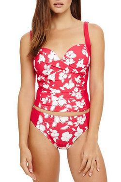 Phase Eight - Pink Dixie Floral Tankini