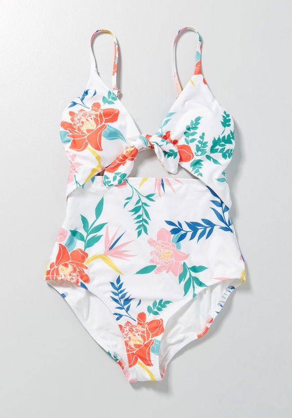 The Siena One-Piece Swimsuit