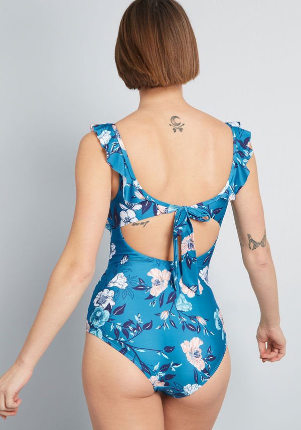 The Nikky One-Piece Swimsuit