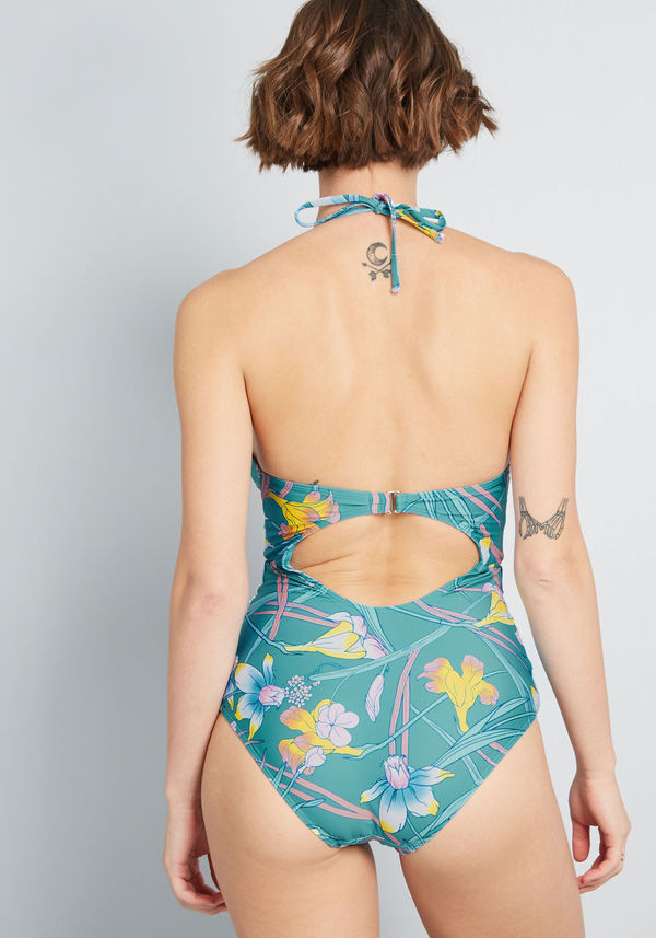 The Pamela One-Piece Swimsuit