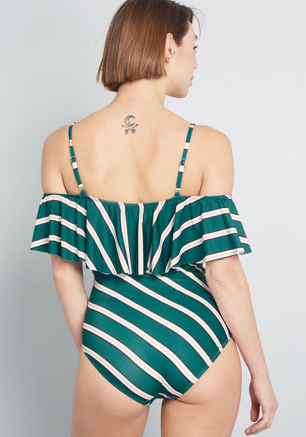 The Lucy One-Piece Swimsuit