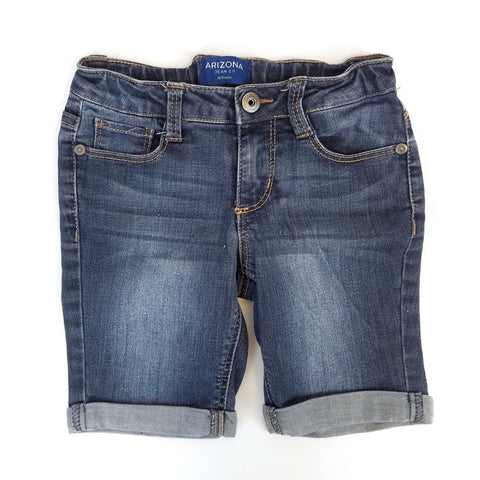 6X Cuffed Bermuda Shorts - Wild Child