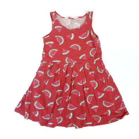 6-8y Watermelon Tank Dress - Wild Child