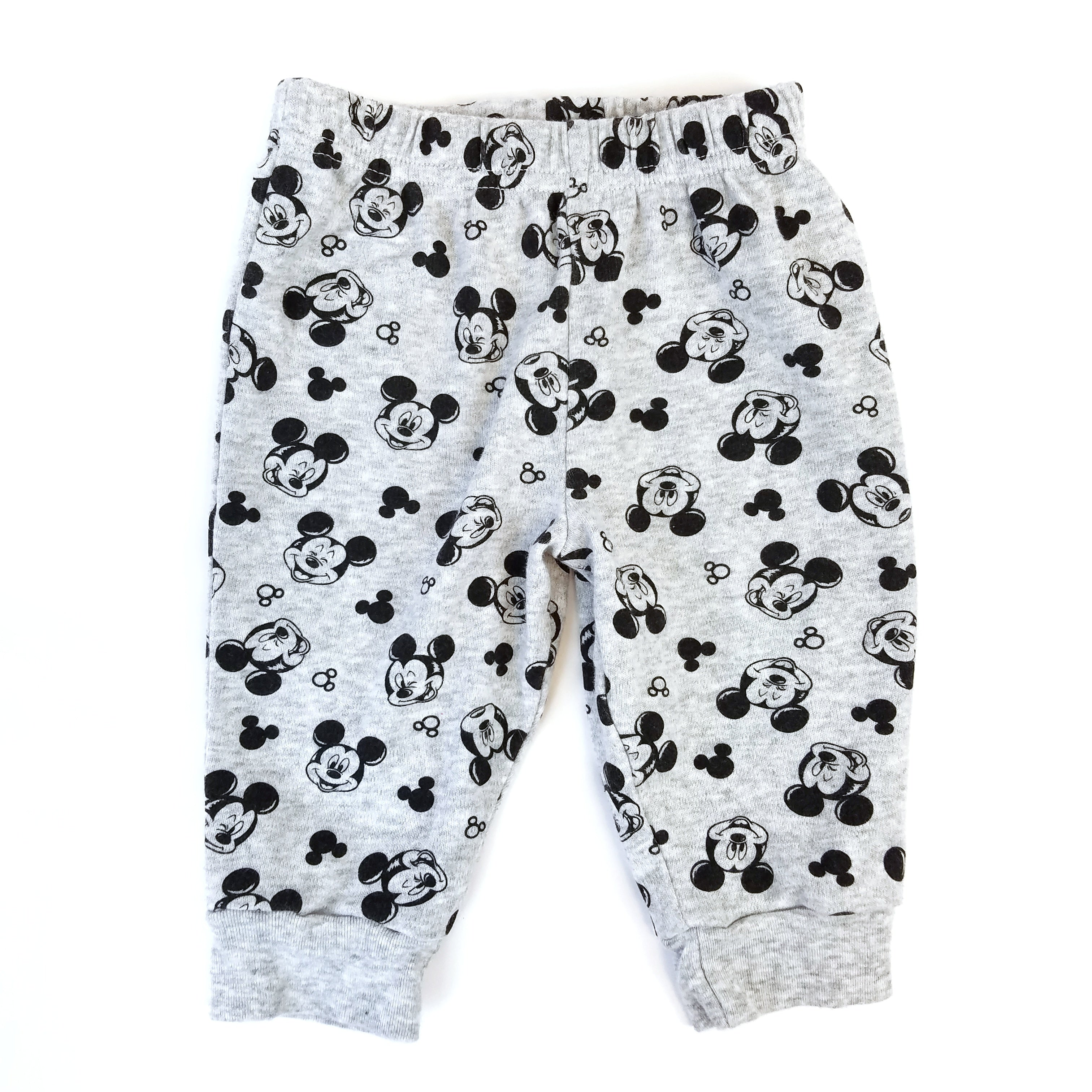 6-9mo Mickey Mouse Joggers - Wild Child