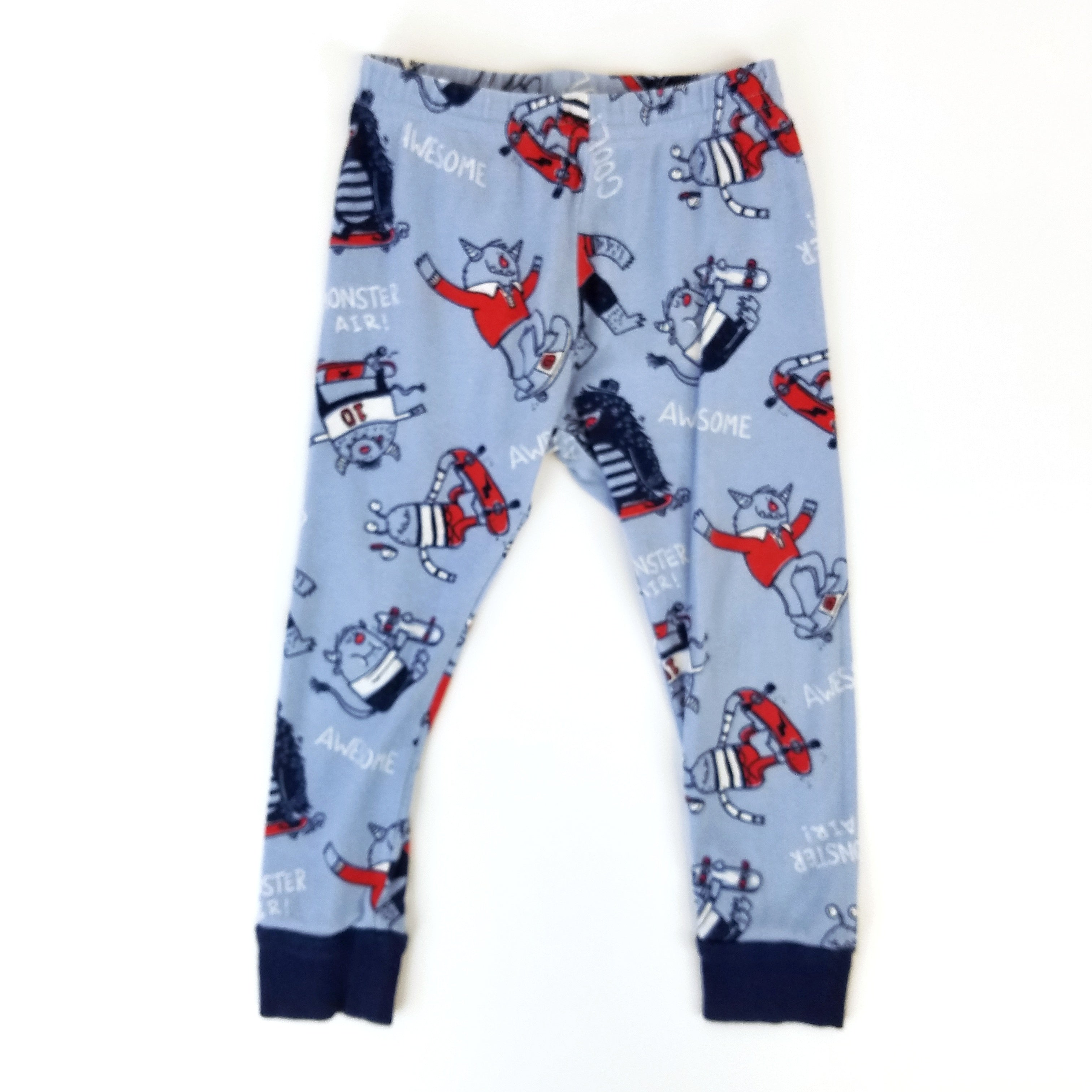 24mo Monsters PH Bottoms - Wild Child