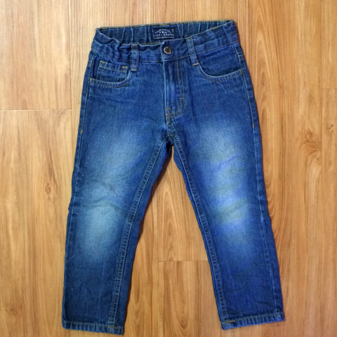 4T Lucky Brand Skinny Jeans - Wild Child