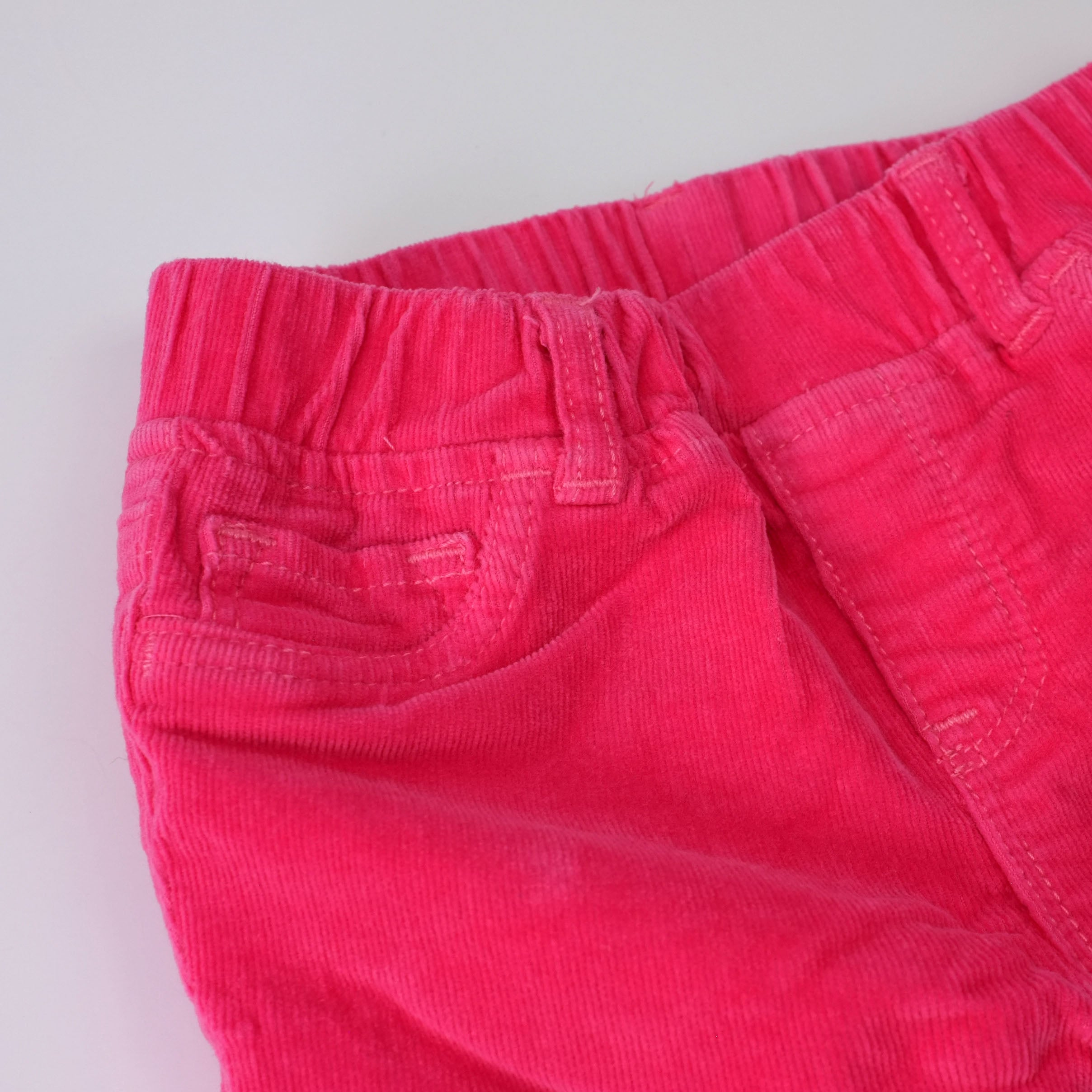 4t Pink Cord Jeggings - Wild Child