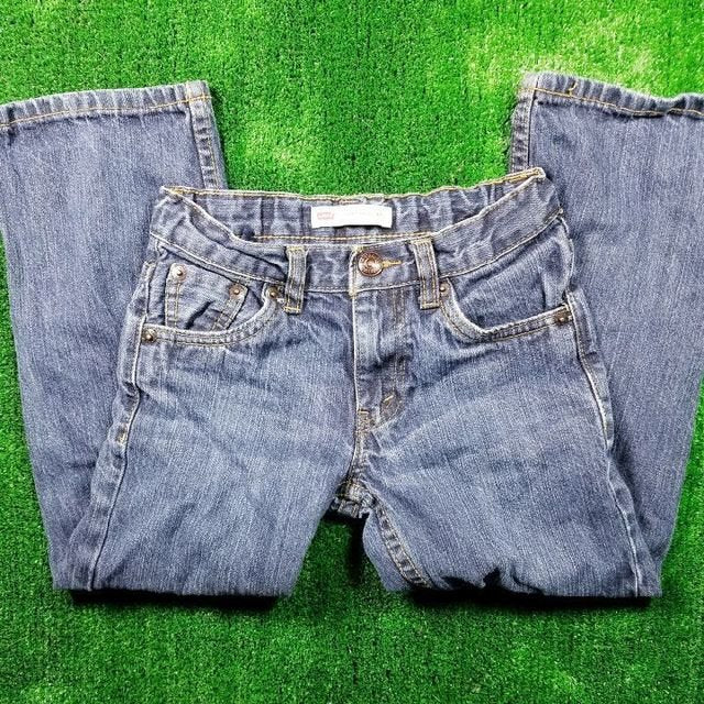 Sz 6 (5-6yrs) Levi's 505 - Wild Child