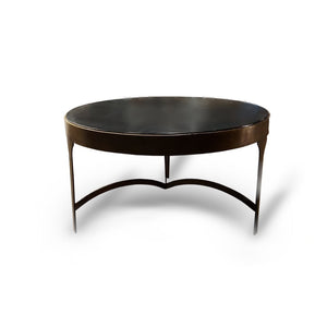 Royal Coffee Table - Black Marble