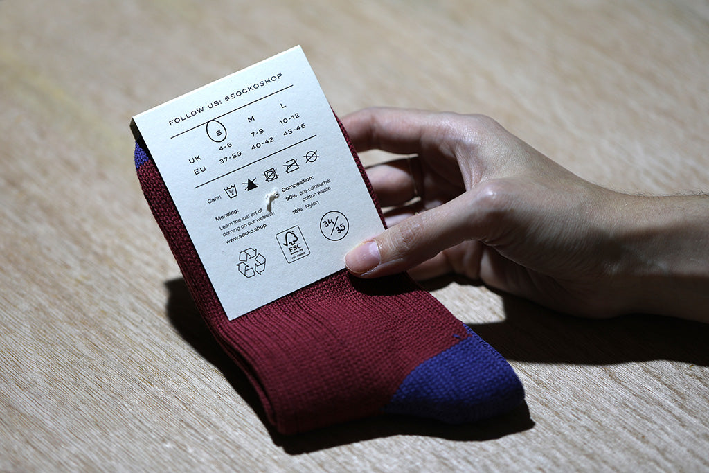 Socko Sustainable Packaging