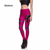 Image of Qickitout 6 Colors Gun Equipment Leggings Fashion Women Leggings Super HERO Deadpool Leggins Printed Legging For Woman Pants