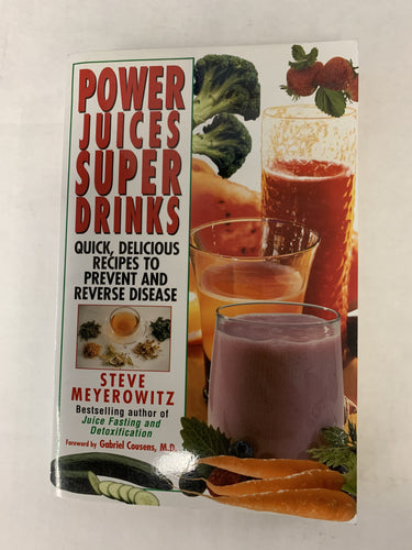 Juicing Book / Power Juice