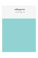 Mila Gowns Tulle Color Swatches - Mint Green