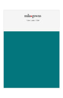 Mila Gowns Tulle Color Swatches - Jade