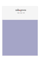 Mila Gowns Tulle Color Swatches - Lilac
