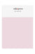 Mila Gowns Tulle Color Swatches - Pink