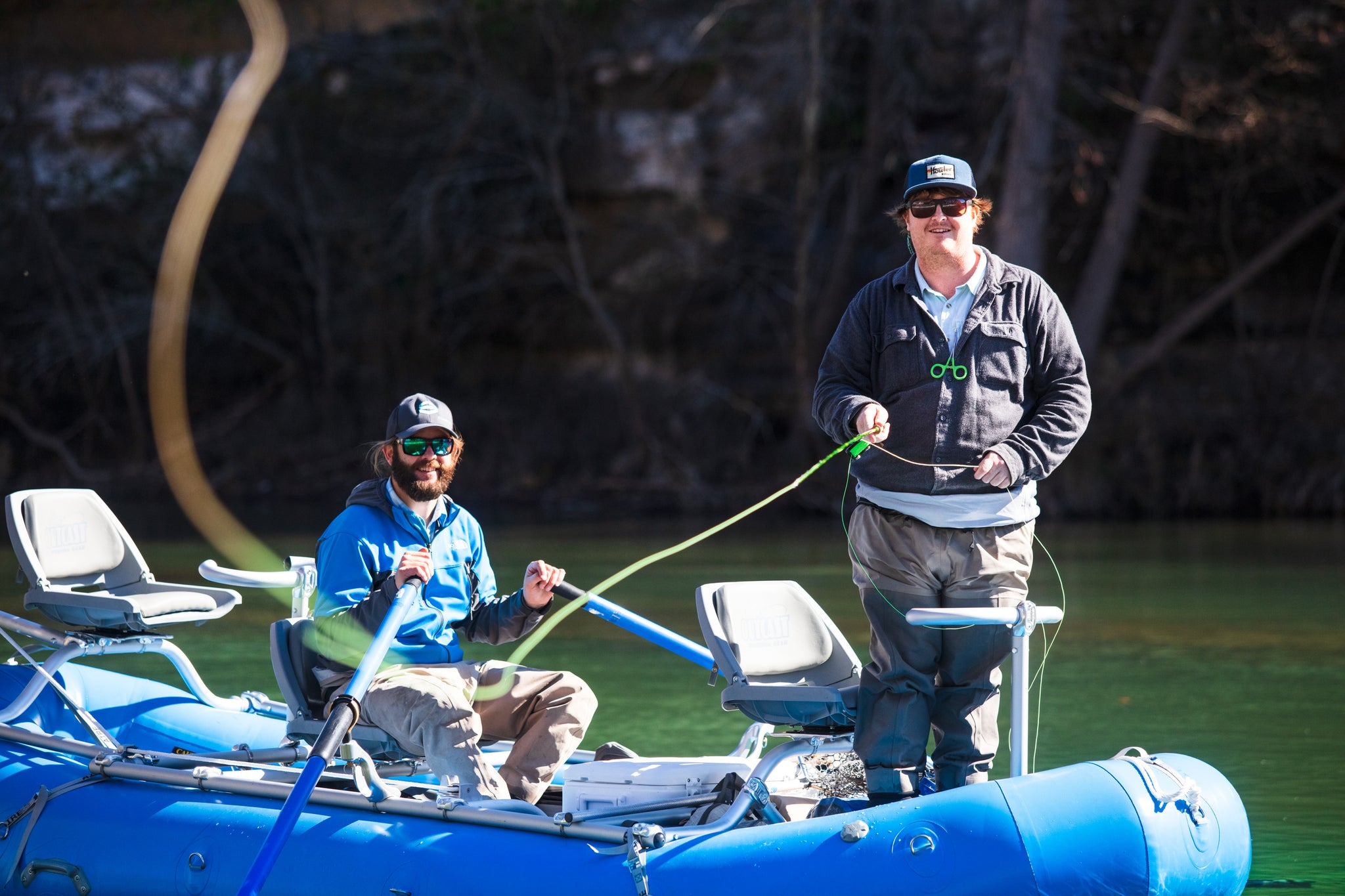Guadalupe River, Below Canyon Dam – Sportsman's Finest