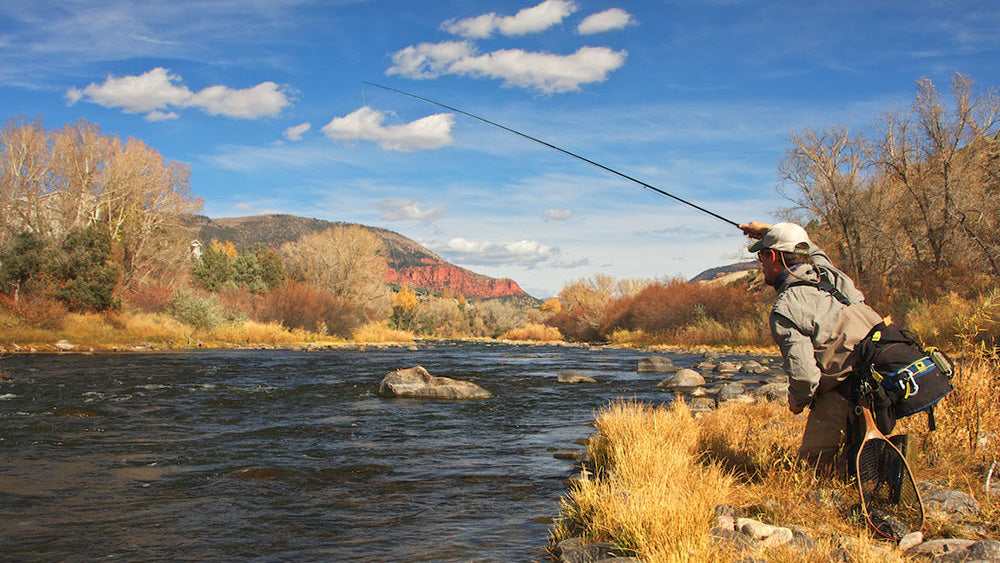 Sportsmansfinest - Fly Fishing Technque