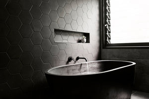 Oasis Concrete Bath