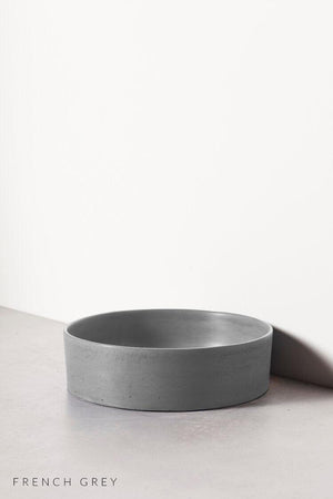 French Grey halo basin