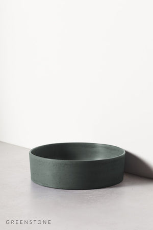 Green Stone Halo Basin