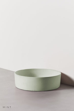 Mint Halo basin