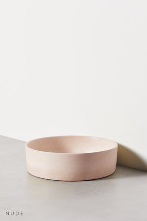 Nude coloured Halo Basin