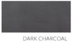 dark charcoal colour option