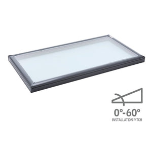 this skylight is a flat roof fixed skylight, can be used for all homes and multiple rooms