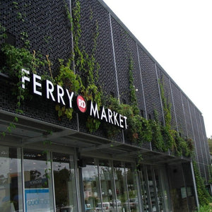 The 52mm facade screen was using in the Gold Coast Ferry Rd markets in Southport