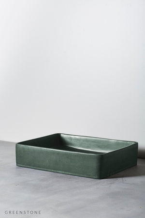 Green Stone Lux Basin