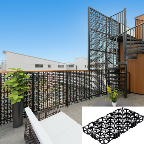 Outdoor Privacy Screens
