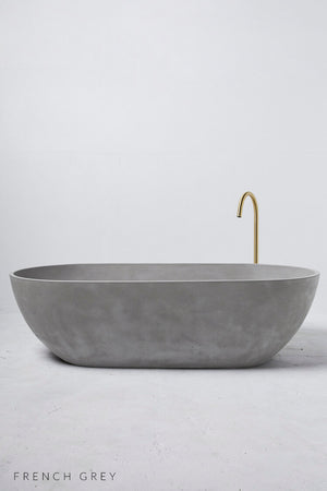 Valencia bath french grey