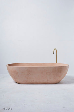 valencia bath nude colour