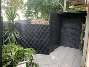 20mm drainage cell used for outdoor screen