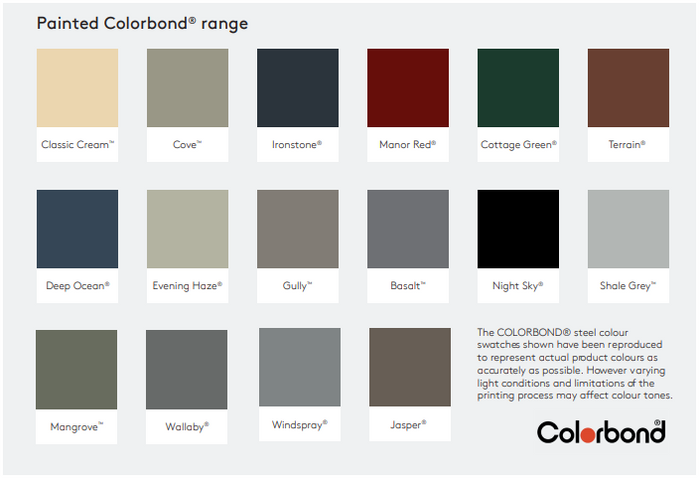 Premium Colour Choice - Kingspan Slimline Tank