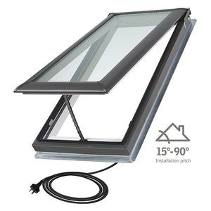 Velux Electric skylight for pitched roofs